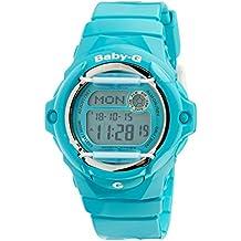 Casio Baby G Women BG169R-2B Year-Round Digital Automatic Blue Watch
