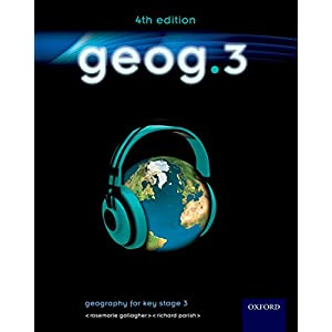 Geog.3: Student Book (Geog 4th Edition)