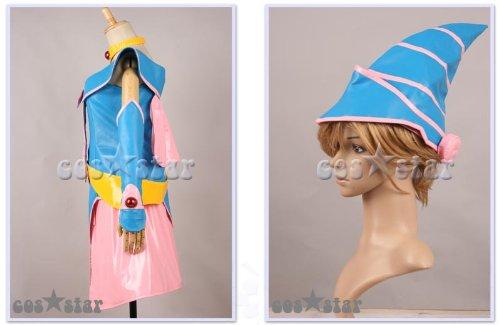 『遊戯王 ブラックマジシャンガール風 コスプレ衣装 女性M』の1枚目の画像
