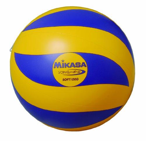 ミカサ ソフトバレーボール100g 1球