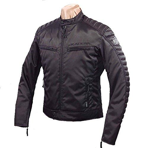 カドヤ(KADOYA) バイク用ジャケット SR-NR ブラック LL No.6530