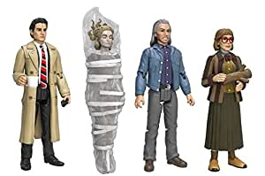 Funko - Figurine Twin Peaks - 4-Pack Personnages 10cm - 0889698201261