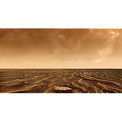 火星の砂の海