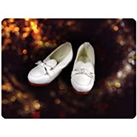 Loafers white Mini Dollfie Dream MDD corresponding doll shoes -74869487