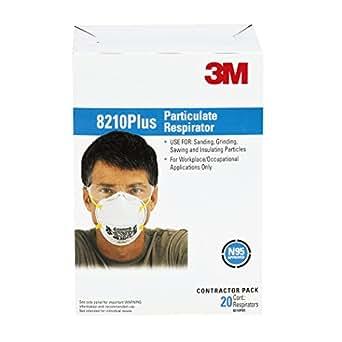 N95防護マスク 20枚入 8210 N95