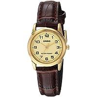 Casio Women's LTP-V001GL-9BUDF Wristwatch