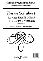 Three Partsongs (Choral Programme Series)