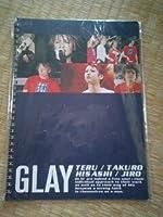GLAYスパイラルノート