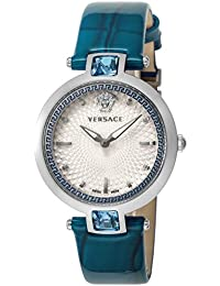 [ヴェルサーチ]VERSACE 腕時計 ホワイト文字盤 VAN020016 レディース 【並行輸入品】
