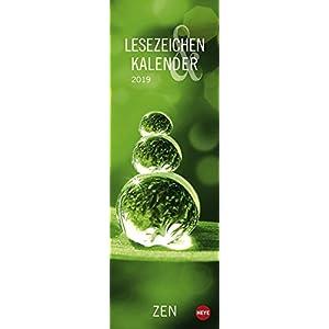Zen 2019 Lesezeichen & Kalender