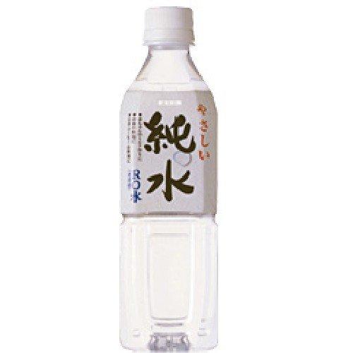 赤穂化成 純水 500ml ×24本