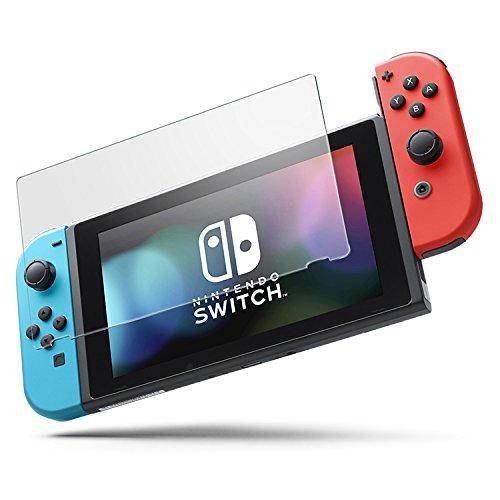 Patchworks Nintendo Switch ガラスフィルム ITG Plus 【 強化ガラス ラウンドカット オンライン専用パケ 】 ニンテンドースイッチ ガラスフィルム