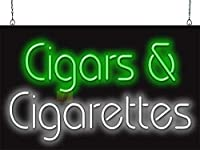 Cigars & Cigarettes Neon Sign