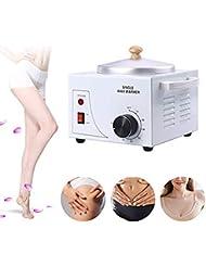 ワックスヒーターシングルポットプロフェッショナル脱毛機温度除去サロンホットパラフィン調節可能なフュージョンスキンケア家庭用と美容院
