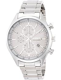 [ワイアード]WIRED 腕時計クオーツ  WIRED CHRONOGRAPH MODEL 10気圧防水 AGAV120 メンズ
