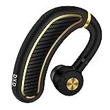 Bluetooth ヘッドセット ブルートゥース イヤホン ワイヤレス イヤホン Bluetooth イヤホン 片耳 左右耳兼用 軽量型 高音質 超長航続 スポーツ ビジネス 通勤通学 車用に向け 270°回転できる ハンズフリー通話 マイク内蔵 iPhone Android対応