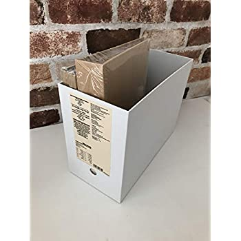 ポリプロピレン ファイルボックス スタンダードタイプ ワイド A4 ホワイトグレー 約15×32×24cm  収納 無印良品