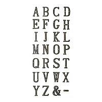 アイアンアルファベット I 62381
