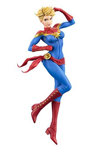 MARVEL美少女 MARVEL UNIVERSE キャプテン・マーベル 1/7スケール PVC製 塗装済み完成品フィギュア