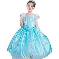 (フォーペンド)Forpend DR09 シンデレラ風 ドレス 子ども コスチューム なりきりキッズドレス 子供 お姫様 プリンセス 女の子 ワンピース110 120 130 140 誕生日 クリスマス