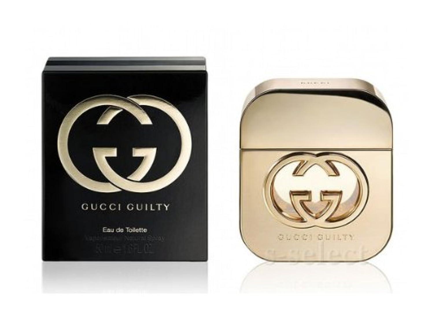 ステレオタイプ四半期会社ギルティ グッチ GUCCI 香水 オードトワレ 50ml EDT (並行輸入品)