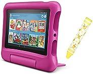 Fire 7 タブレット キッズモデル ピンク 16GB + ピカチュウタッチペン