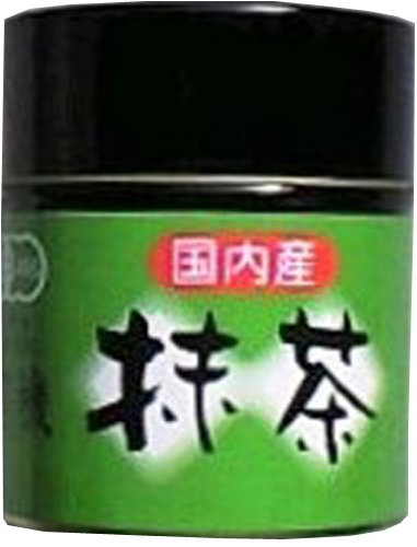 ひしわ 有機抹茶 (缶) 30g