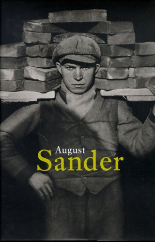 August Sander: 1876-1964 (Photographic Study)