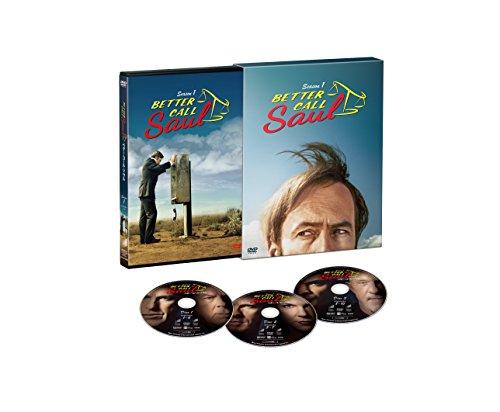 ソウル・グッドマンのドラマ 完全版 DVD 「ベター・コール・ソウル」