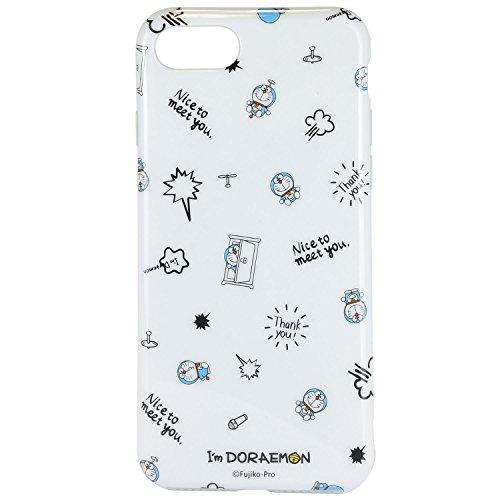 グルマンディーズ I'm Doraemon iPhone7(4.7インチ)対応ソフトケース 総柄 idr-09aの詳細を見る