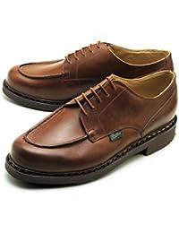 [パラブーツ] PARABOT 革靴 CHAMBOORD 710708 Uチップ MARRON size8.5 [並行輸入品]