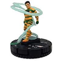 Heroclix DC The Flash #024 The Top Figure Complete with Card