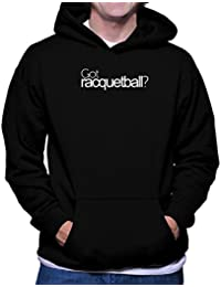 Got Racquetball? フーディー