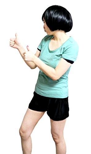 GREEM MARKET(グリームマーケット) にゃんこスター 風 なりきり パロディ フリーサイズ コスプレ セット 衣装 お得なセット! 品番:GMH00198(アンゴラ村長風セット)