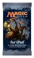 英語版 DotP マジック2014 デュエルズ・オブ・ザ・プレインズウォーカーズ2014 iPad プロモーショナル ブースターパック Magic 2014 Duels of the Planeswalkers 2014 iPad Promotional Booster Pack マジック・ザ・ギャザリング mtg