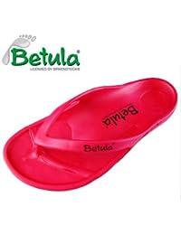 BIRKENSTOCK(ビルケンシュトック) Betula エナジー(Energy) RED [BL1002398] メンズ フットウェア ビーチサンダル