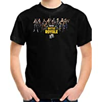 Fortnite Battle Royal Kids T Shirt