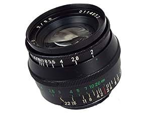 ※オールドレンズ※JUPITER-8 50mm/f2 ブラック Lマウント  オーバーホール済み