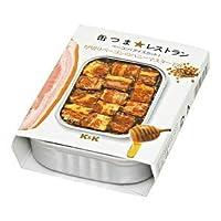 K&K 缶つま★レストラン 厚切りベーコンのハニーマスタード味  105g × 3缶セット