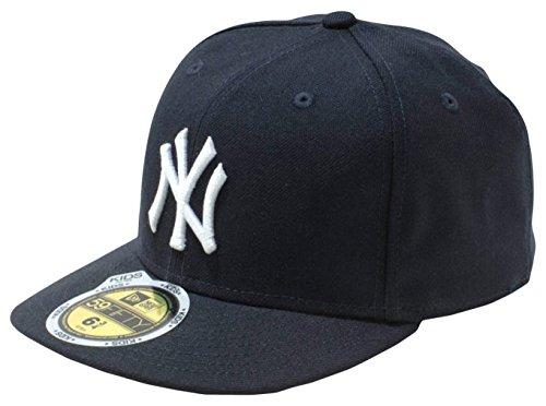 (ニューエラ)NEW ERA MLB オンフィールド ニューヨーク・ヤンキース ゲーム [ジュニア] 11310384  ネイビー 6.1/2