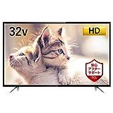 TCL 32V型 液晶 テレビ 32D2900 ハイビジョン USB外付けHDDへの番組録画対応 長時間録画HDDHDMIを4端子までサポート