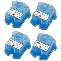 【2セット】ブラウン メンズシェーバー アルコール洗浄システム専用洗浄液カートリッジ (4個入×2セット)(計8個) C…