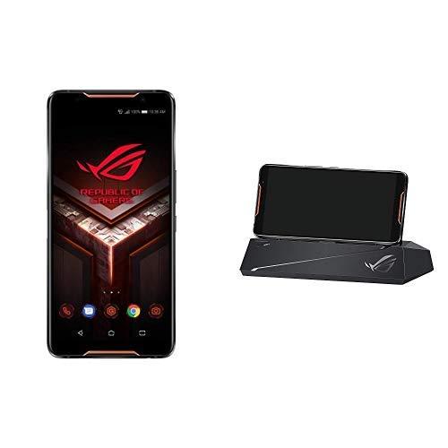 ASUS ROG Phone日本正規代理店品ゲーミングスマートフォン(SIMフリー)Mobile Desktop Dock(ドッキングステーション/モニター出力/マウス・キーボード接続)