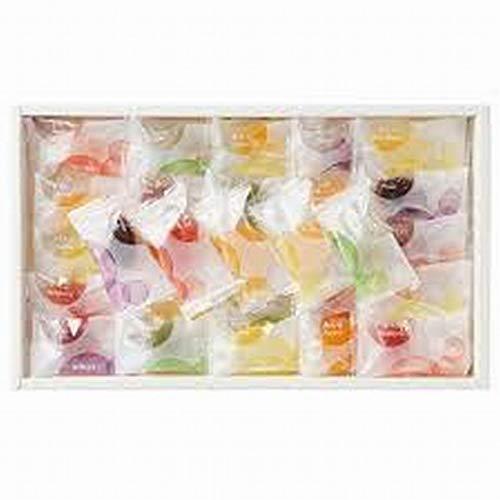彩果の宝石 フルーツゼリーコレクション 75個入り