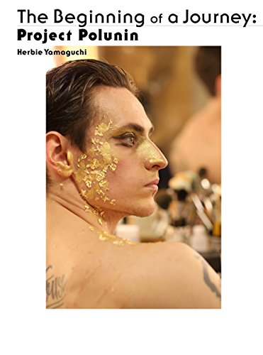 セルゲイ・ポルーニン写真集 The Beginning of a Journey: Project Polunin