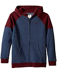 [バンズ] Vans Kids ボーイズ Core Color Block II Pullover Fleece (Big Kids) トップス [並行輸入品]