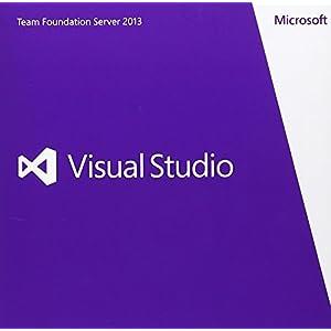 Microsoft Visual Studio Team Foundation Server 2013英語版