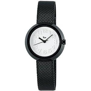 [アルバ]ALBA 腕時計 RIKI WATANABE COLLECTION リキ ワタナベ コレクション ブラック レディース AIQK002 レディース