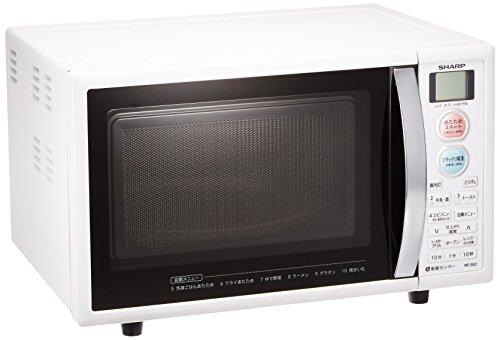 シャープ オーブンレンジ 15L ホワイト RE-S5D-W