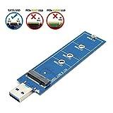 M.2 to USB3.0アダプタ、M.2 BキーSATA SSDからUSB 3.0アダプタ、外付けUSBから2280 M2ドライブアダプタ、NGFFコンバータリーダーカード